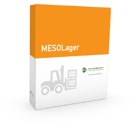 MESONICLager Box by Bleckmann Informationssysteme