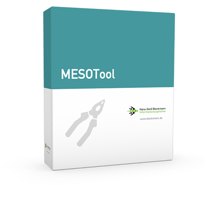 Mesonic Tool by Bleckmann Informationssysteme