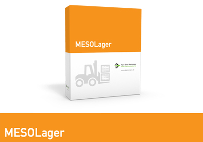 MESOLager Individuelles Lagermanagement mit WinLine by Bleckmann