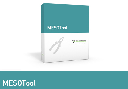 MESOTool modulares resonic WinLine ERP System